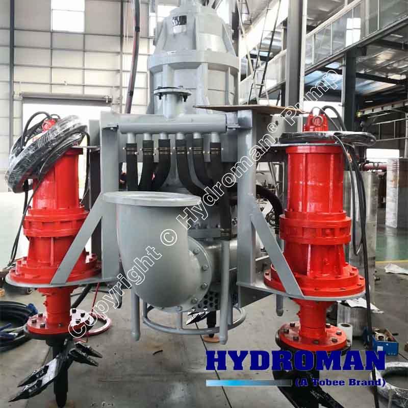 Electric Dredge Pumps
