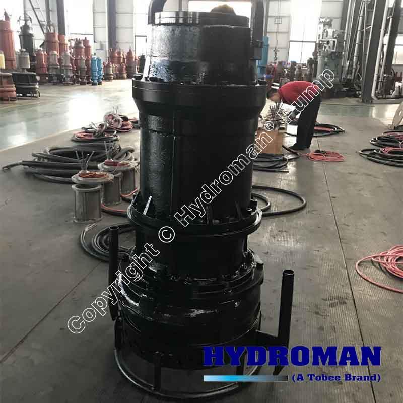 Electric Submersible Dredge Pump