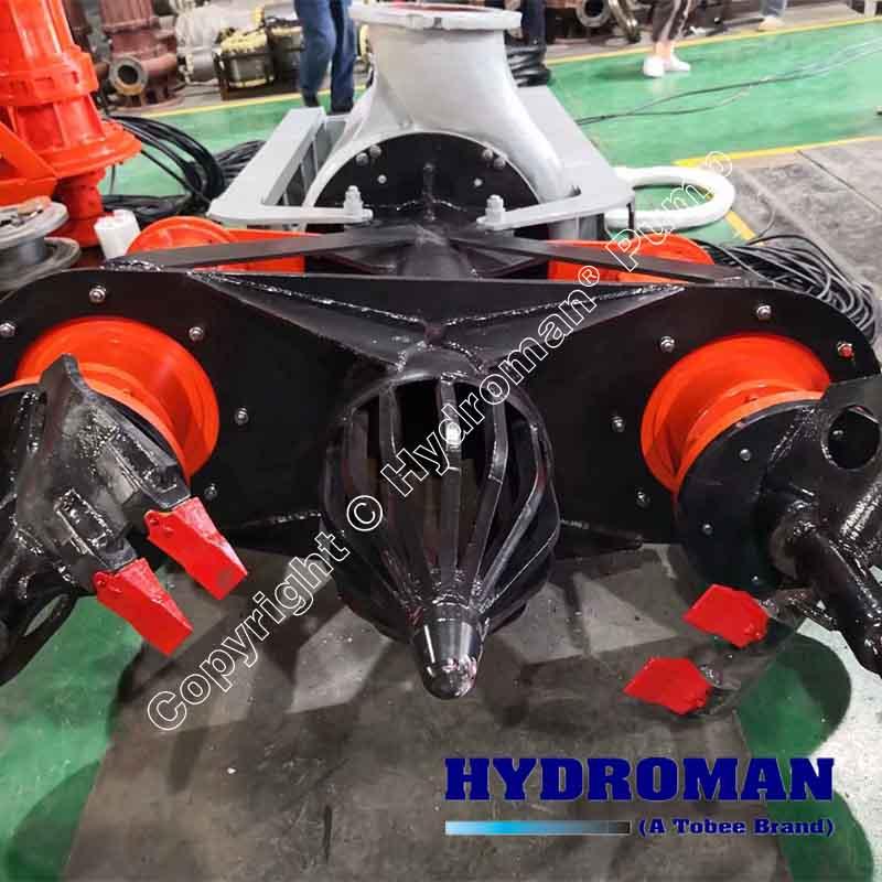Excavator Submersible Slurry Pumps