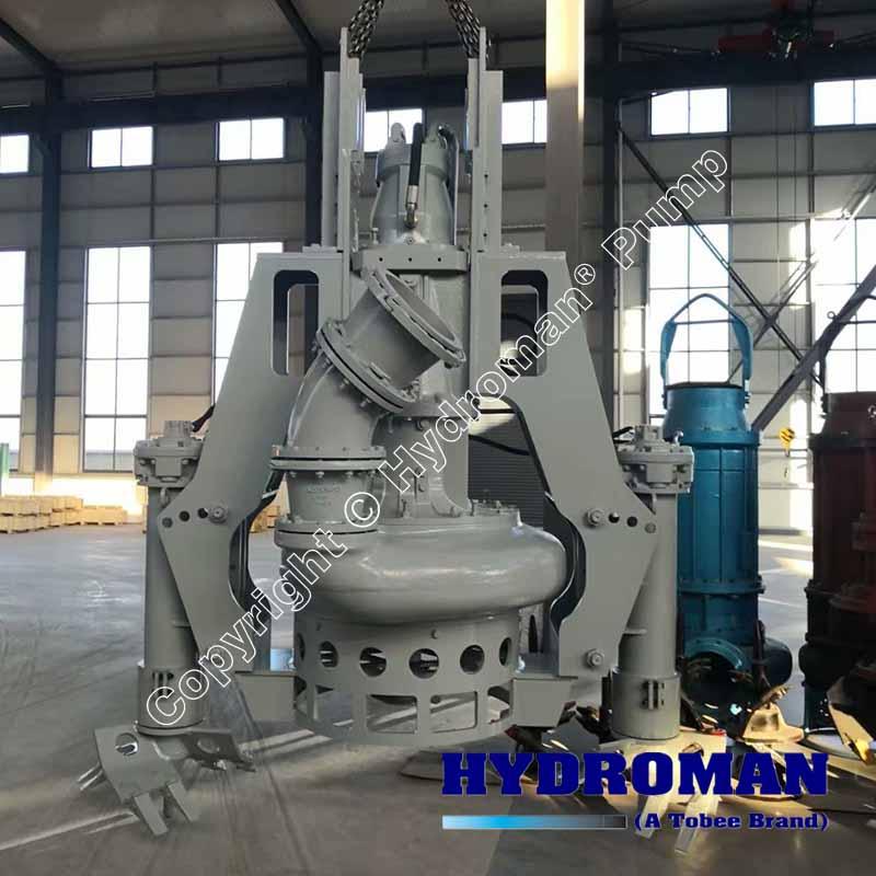 Hydraulic Submersible Slurry Pumps