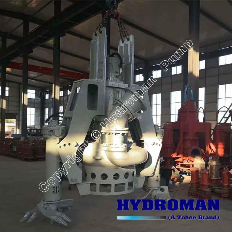 Dragflow Hydraulic Slurry Pumps