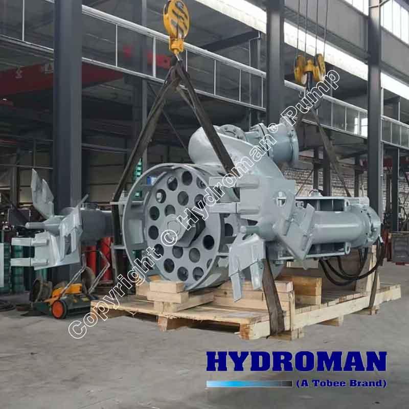 Hydraulic Driven Slurry Pumps