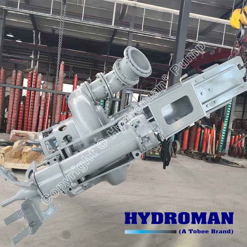 Excavator Mounted Hydraulic Slurry Pump