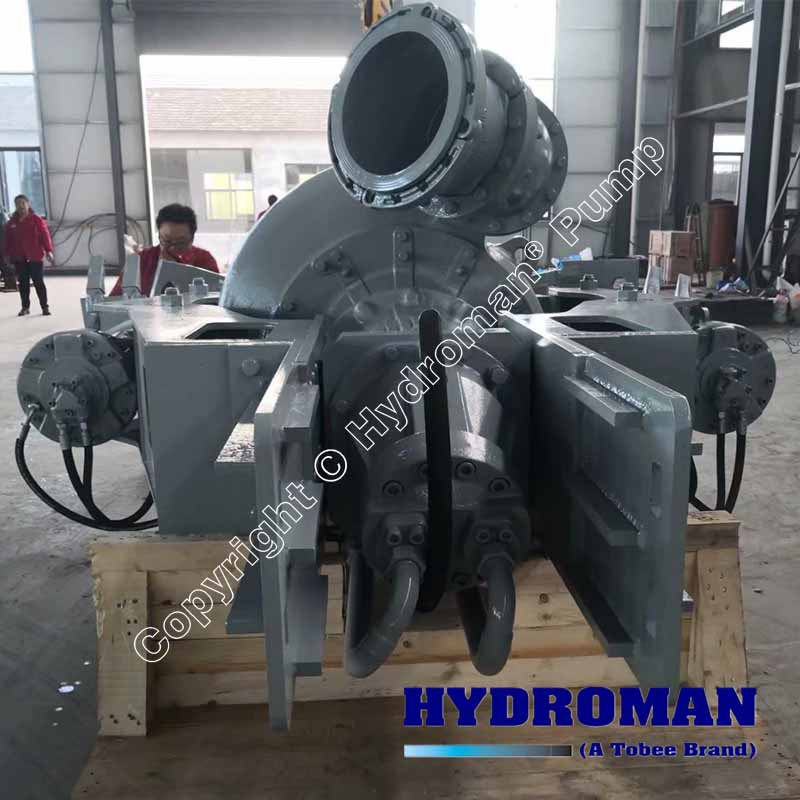 Excavator Hydraulic Slurry Pumps