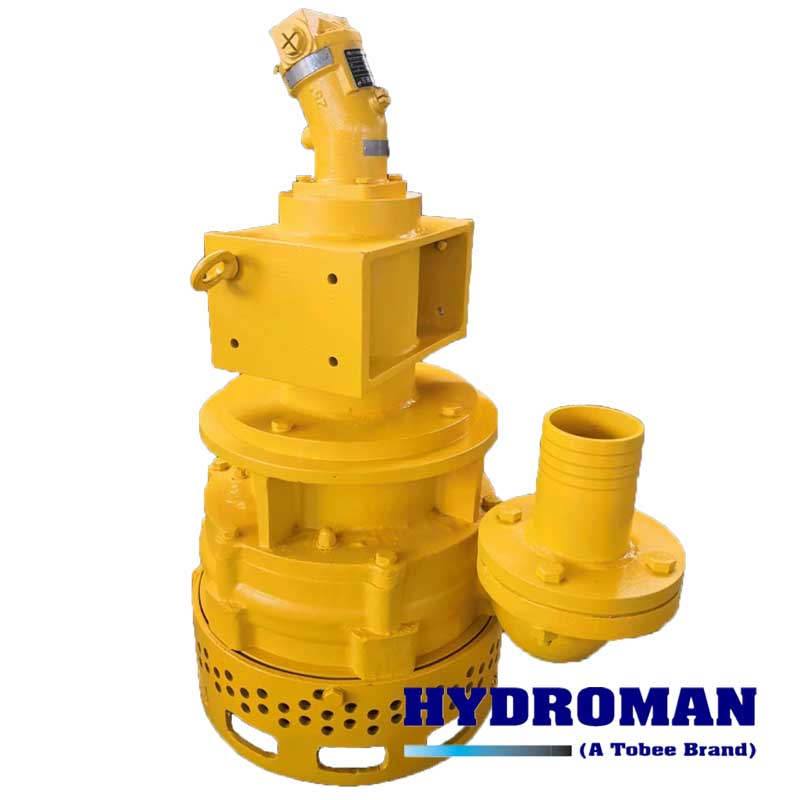 THY35B Hydraulic Slurry Pump