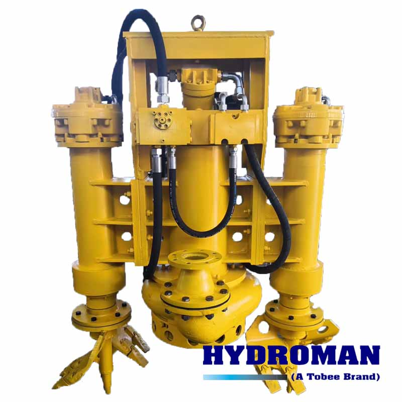 THY85HC Hydraulic Slurry Pump
