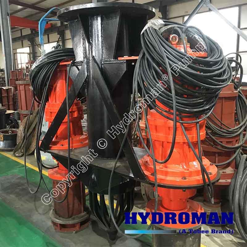 Submersible Slurry Pump Excavator