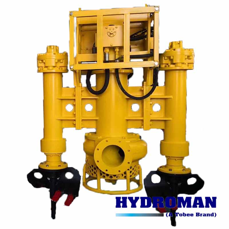 THY175A Hydraulic Slurry Pump