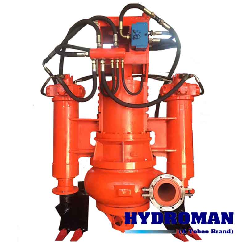 THY220A Hydraulic Slurry Pump