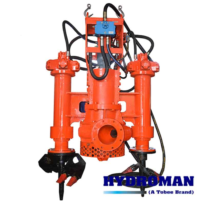 THY300A Hydraulic Slurry Pump
