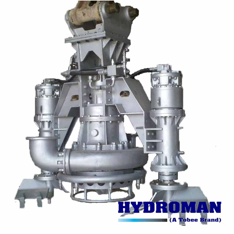 THY400A Hydraulic Slurry Pump