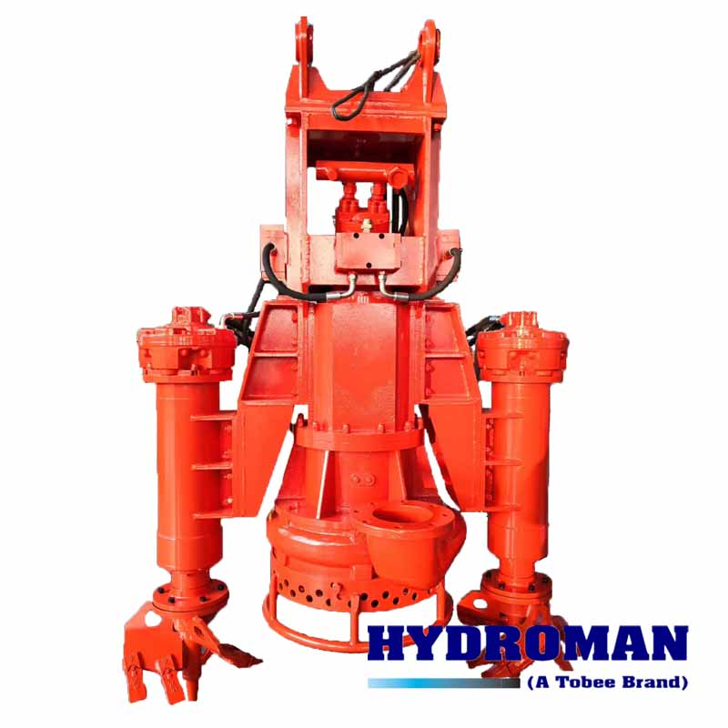 TQSY Hydraulic Dredge Pump
