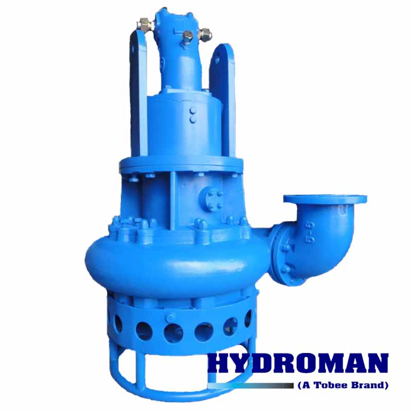 Hydraulic Sludge Pump