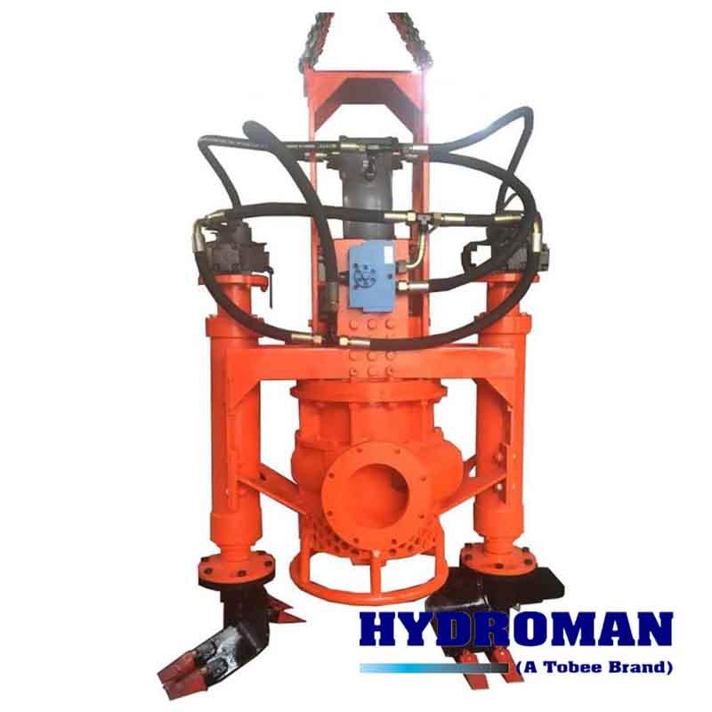 Hydraulic Agitator Pump