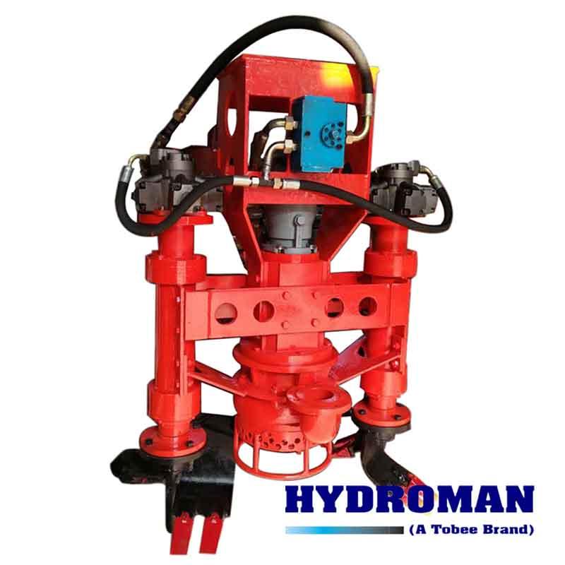 Hydraulic Booster Pump