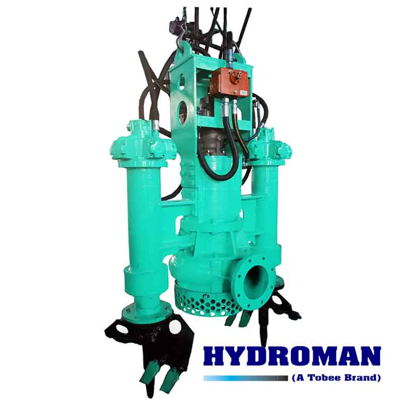 Hydraulic Solids Pump