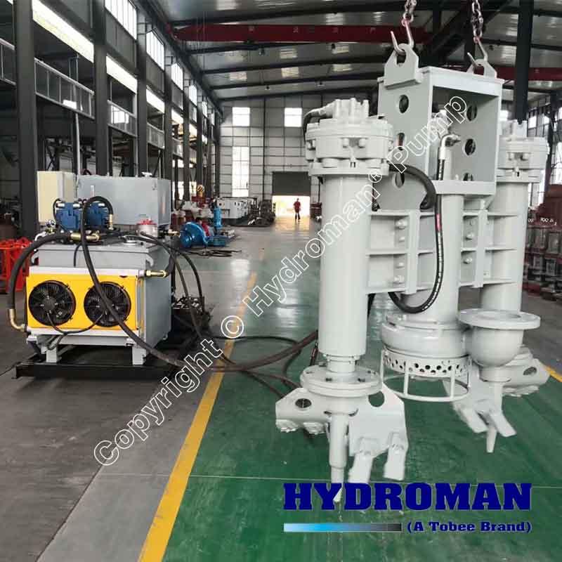 Slurry Pump for Hydraulic Power Pack