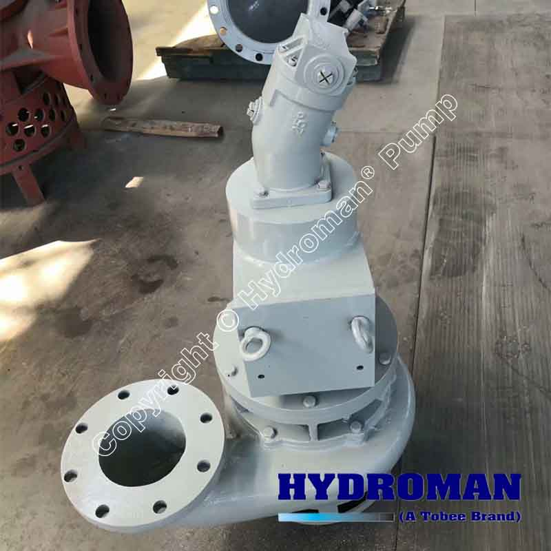 Hydraulic Driven Slurry Pump