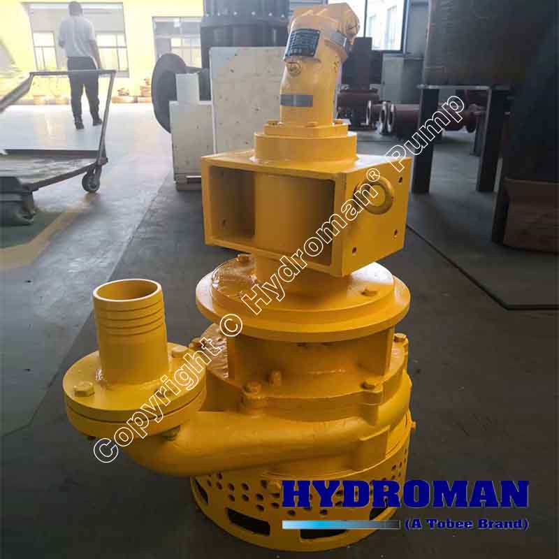 Hydraulic Submersible Slurry Pump
