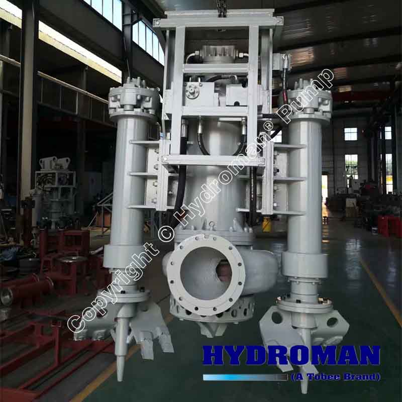 Hydraulic Submersible Solids Handling Pumps