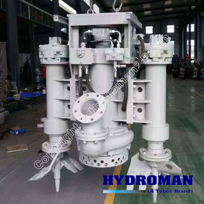 High Head Hydraulic Slurry Pump