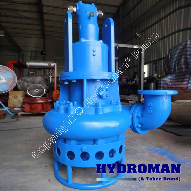 China Hydraulic Submersible Sludge Pumps