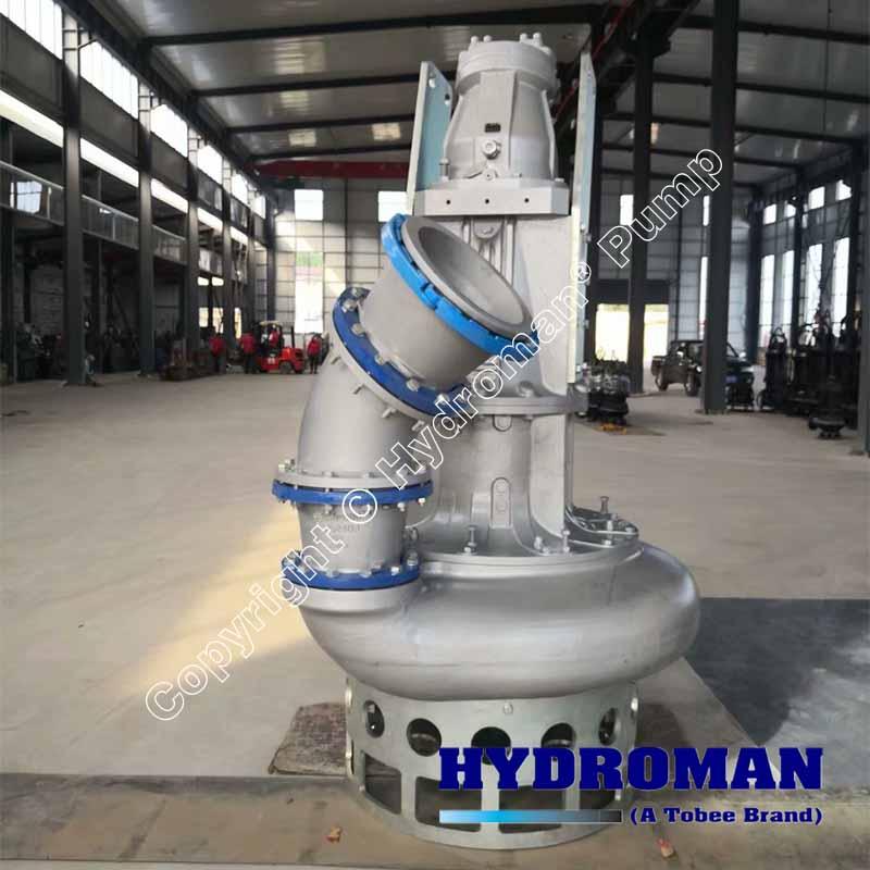 Heavy Duty Hydraulic Dredge Pump