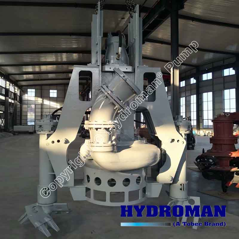 Dragflow Hydraulic Dredge Pump