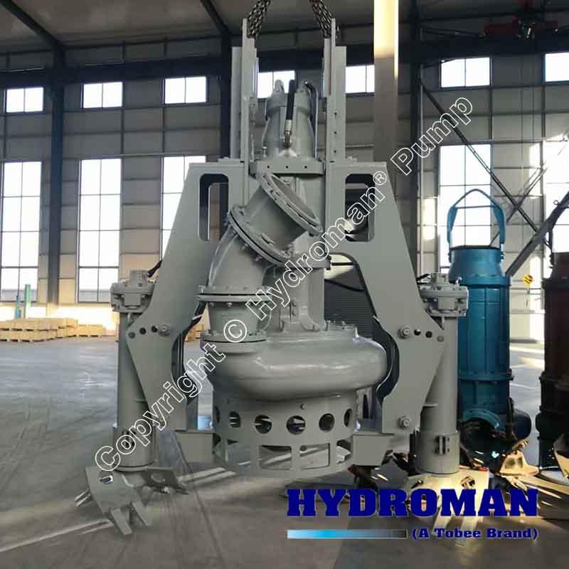 Dragflow HY Hydraulic Dredge Pumps