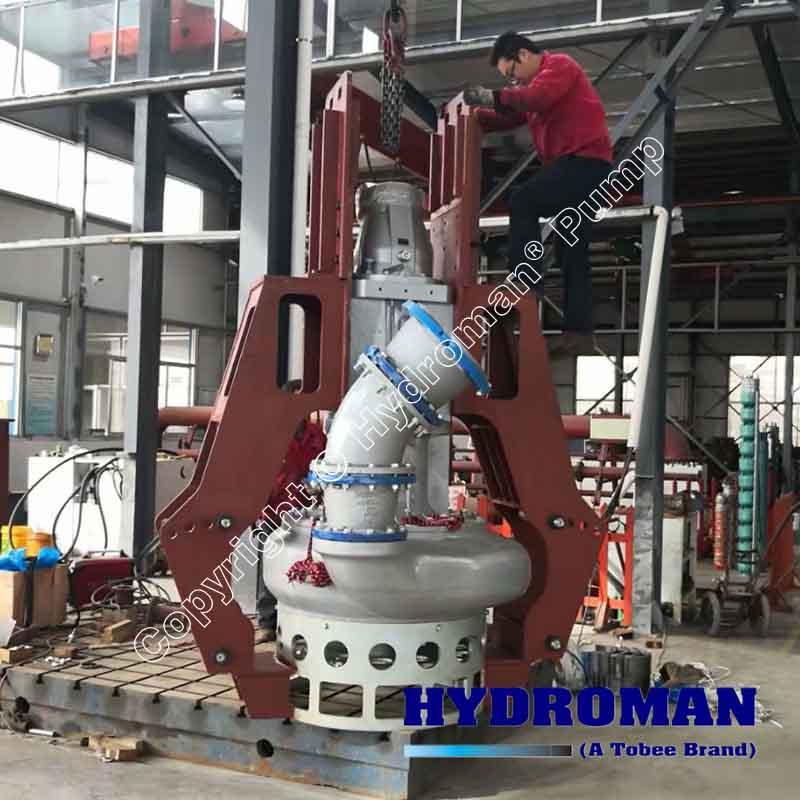 Dragflow Hydraulic Dredging Sand Pumps