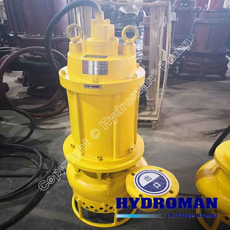 Hydroman™ TSQ Submersible Sand Pumps