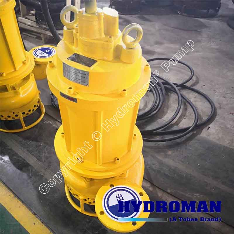 Submersible Dredging Pumps