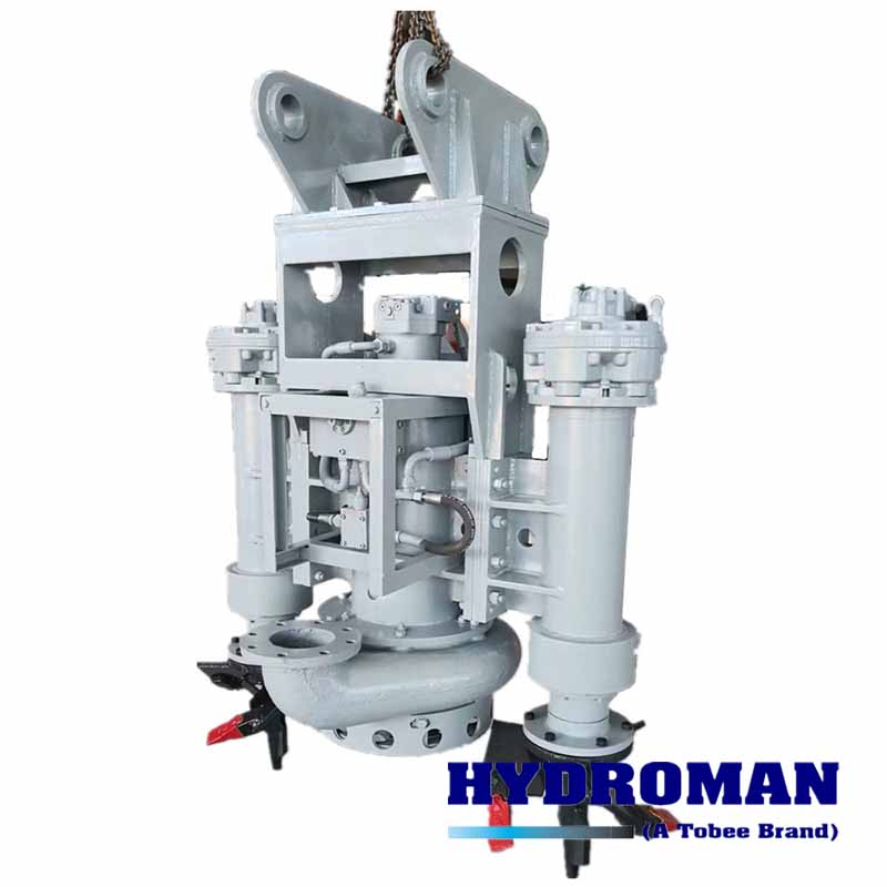 THY85B Hydraulic Slurry Pump