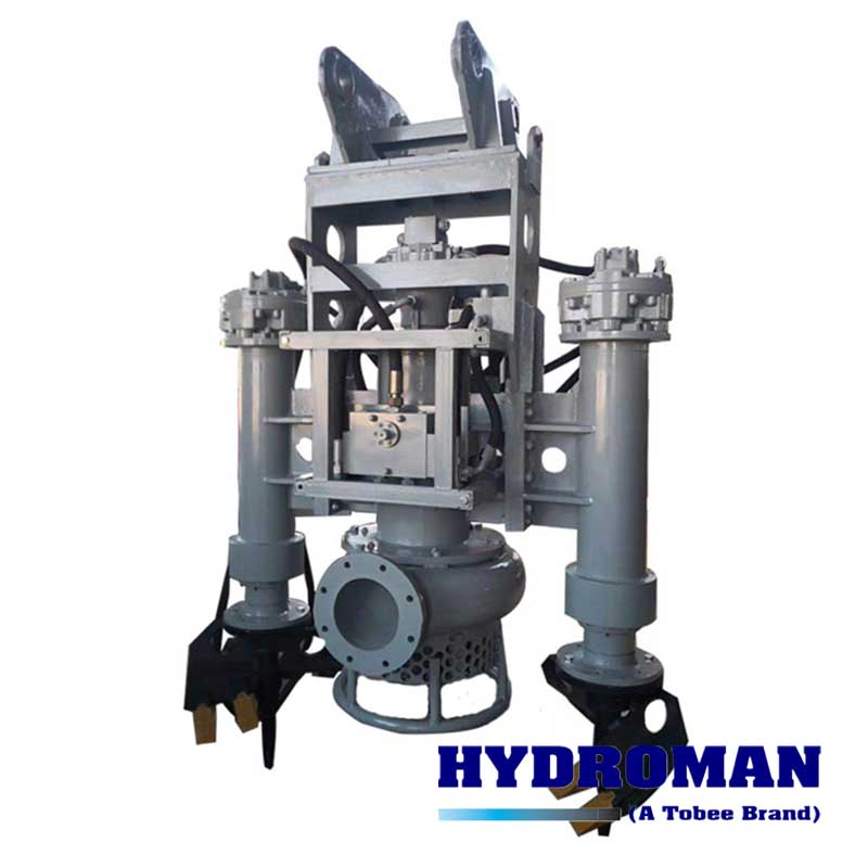 THY220B Hydraulic Slurry Pump