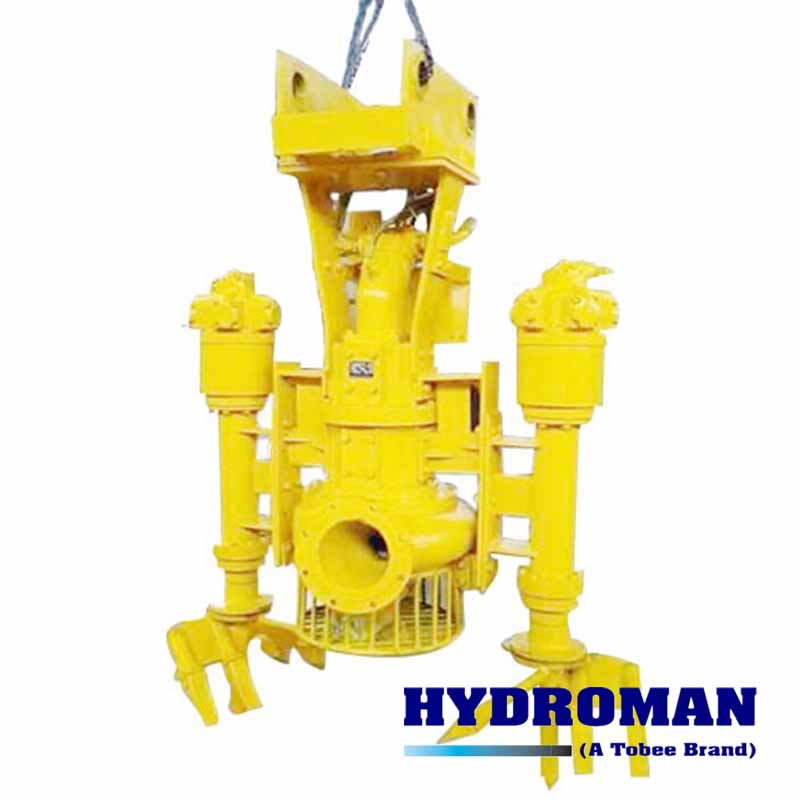 Hydraulic Excavator Dredge Pump