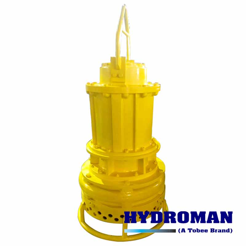 Submersible Dredge Pump