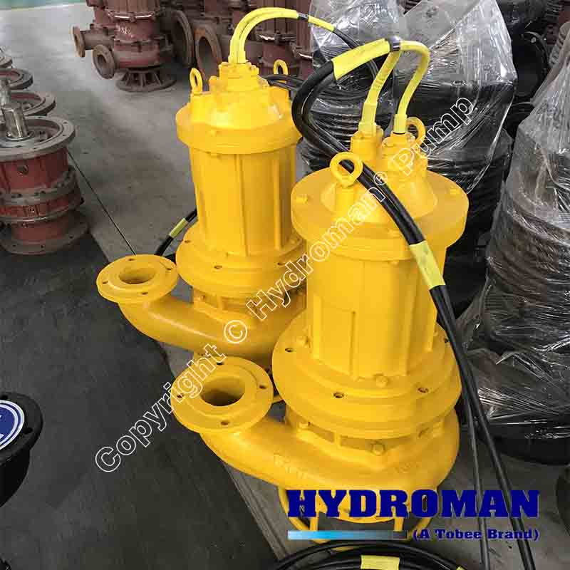 Submersible Agitator Sand Pump