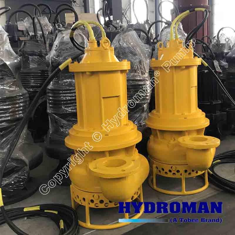 Agitator Submersible Sand Pumps