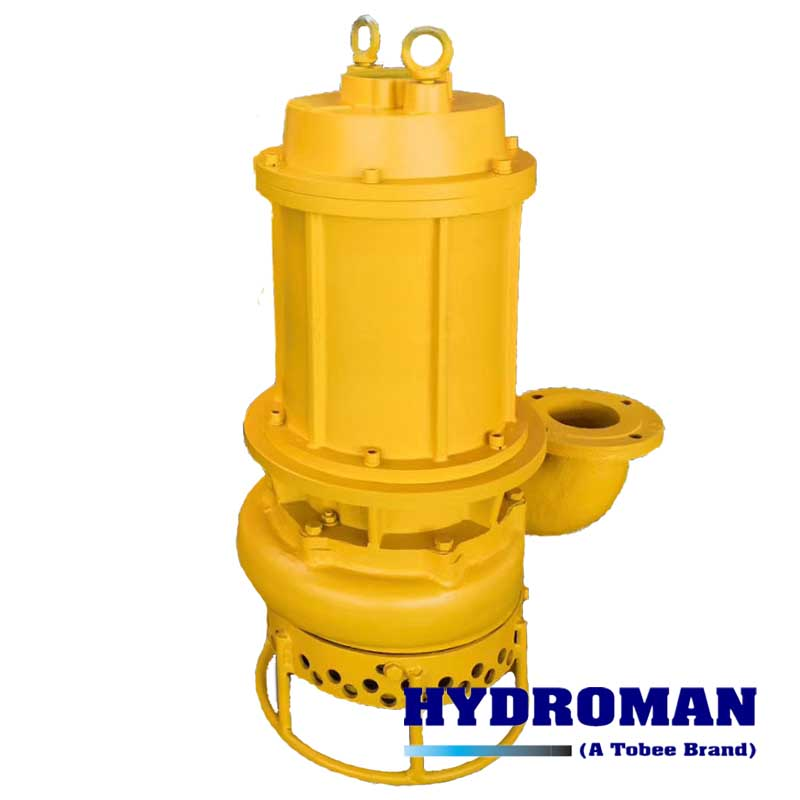 Submersible Sand Dredging Pump