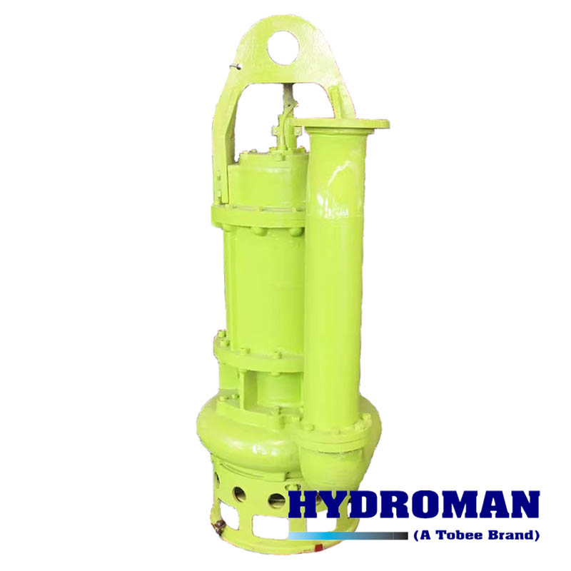 Submerisble Solids Handling Pump