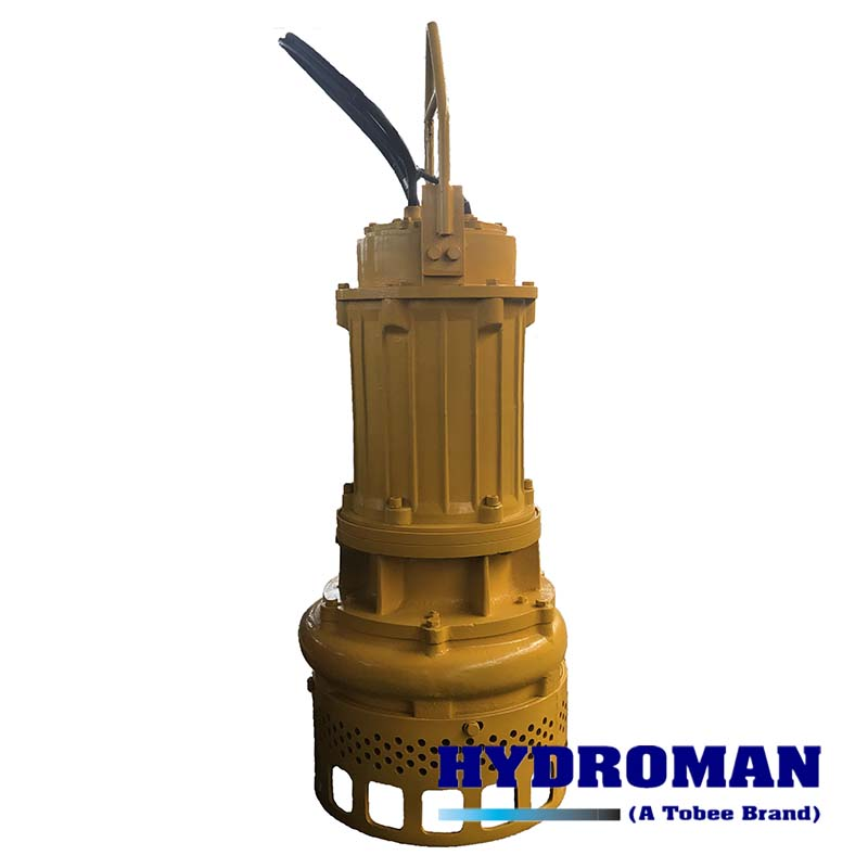 Submersible Sand Gravel Pump
