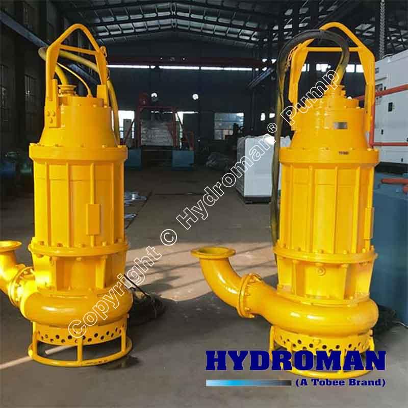 Submersible Sand Gravel Pump