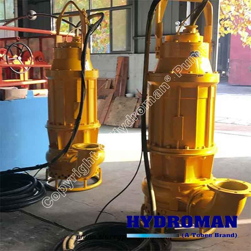 Submersible Sand Slurry Pumps
