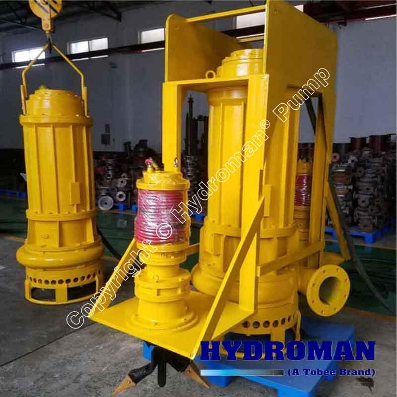Submersible Sand Suction Pumps