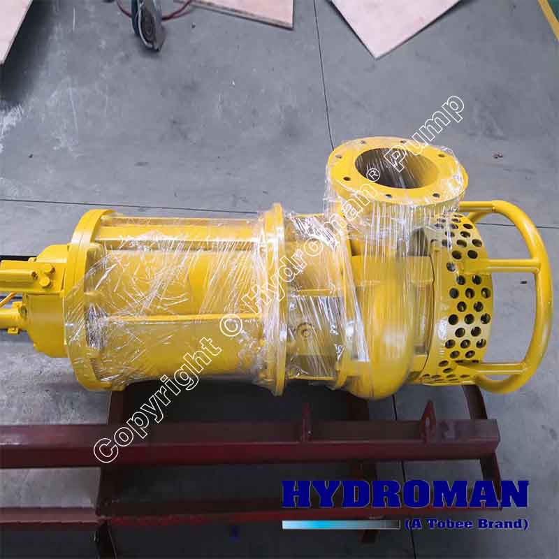 Submersible Dredge Pumps
