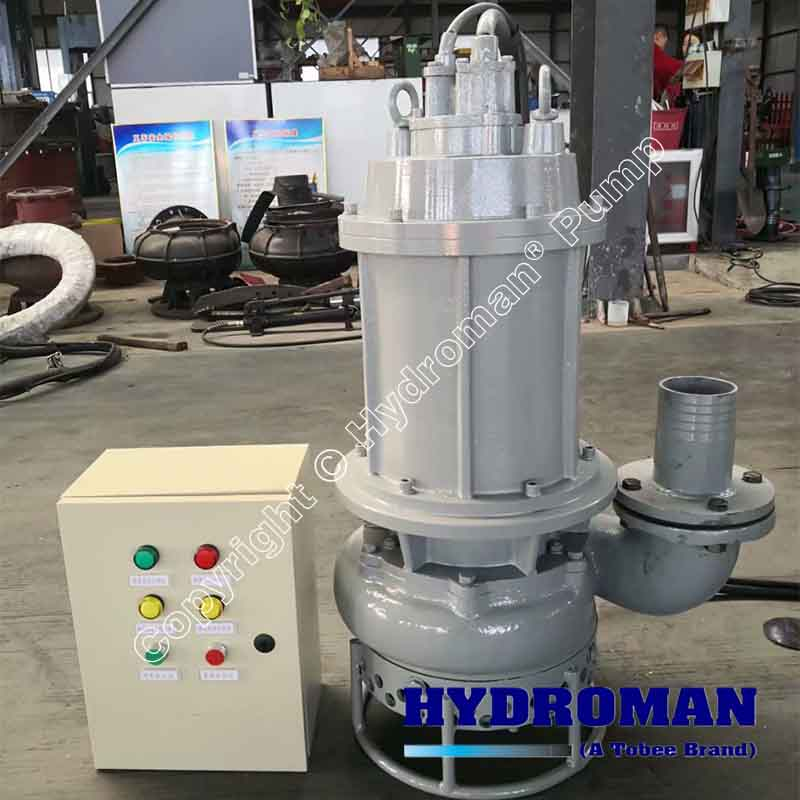 Submersible Sand Pumps