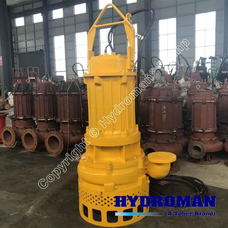 Heavy Duty Sludge Pumps