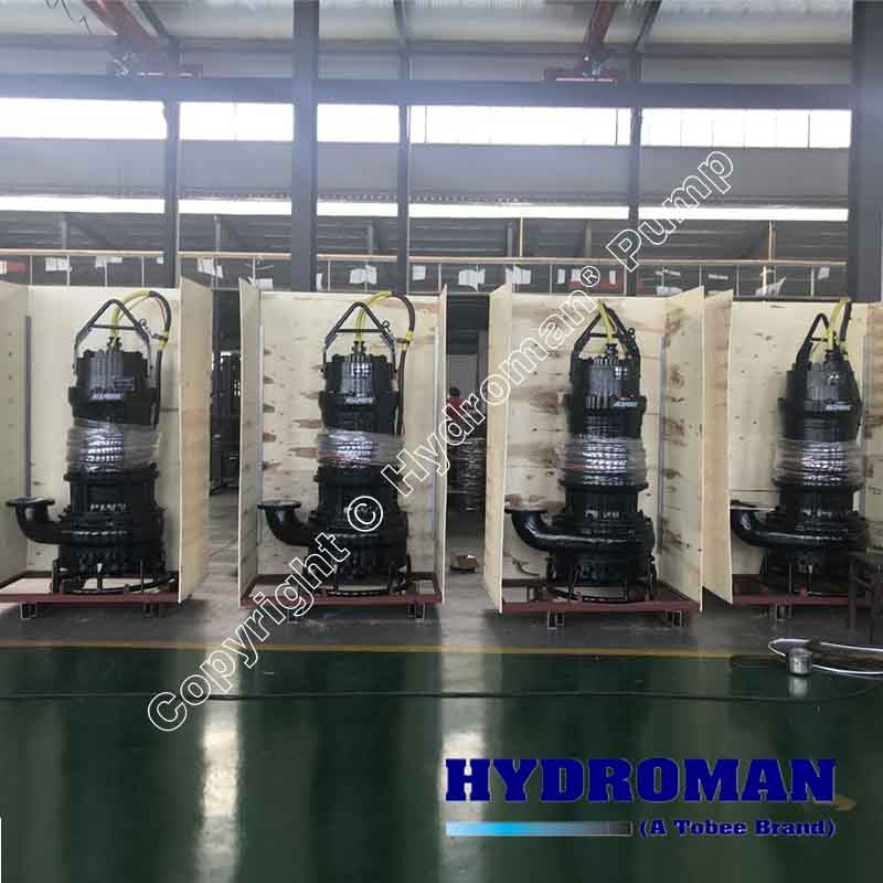 Heavy Duty Submersible Sand Pump