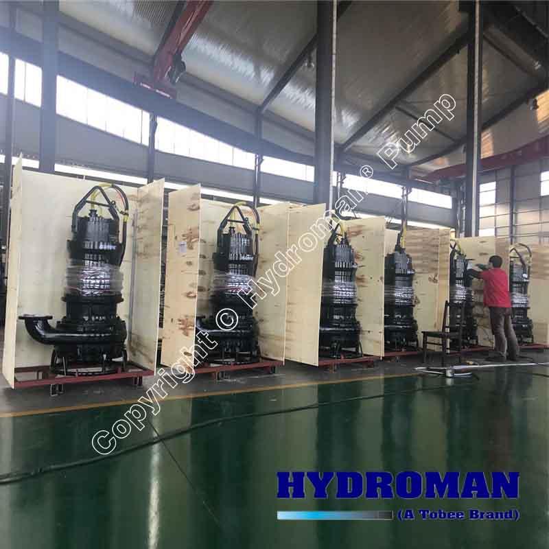 Heavy Duty Submersible Slurry Pump