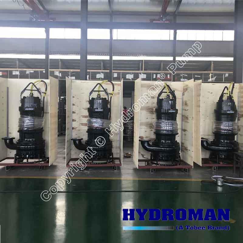 Submersible Heavy Duty Agitator Pumps